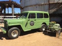 Magnolia Truck