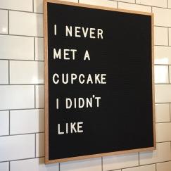 Never Met A Cupcake